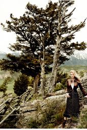 Blake Lively Photoshoot for Vogue Magazine August 2014
