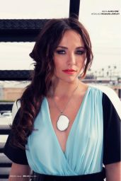 Briana Evigan - Bello Magazine July 2014 Issue