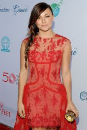 Briana Evigan - Dizzy Feet Foundation