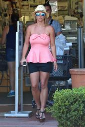 Britney Spears - Out in Los Angeles - July 2014
