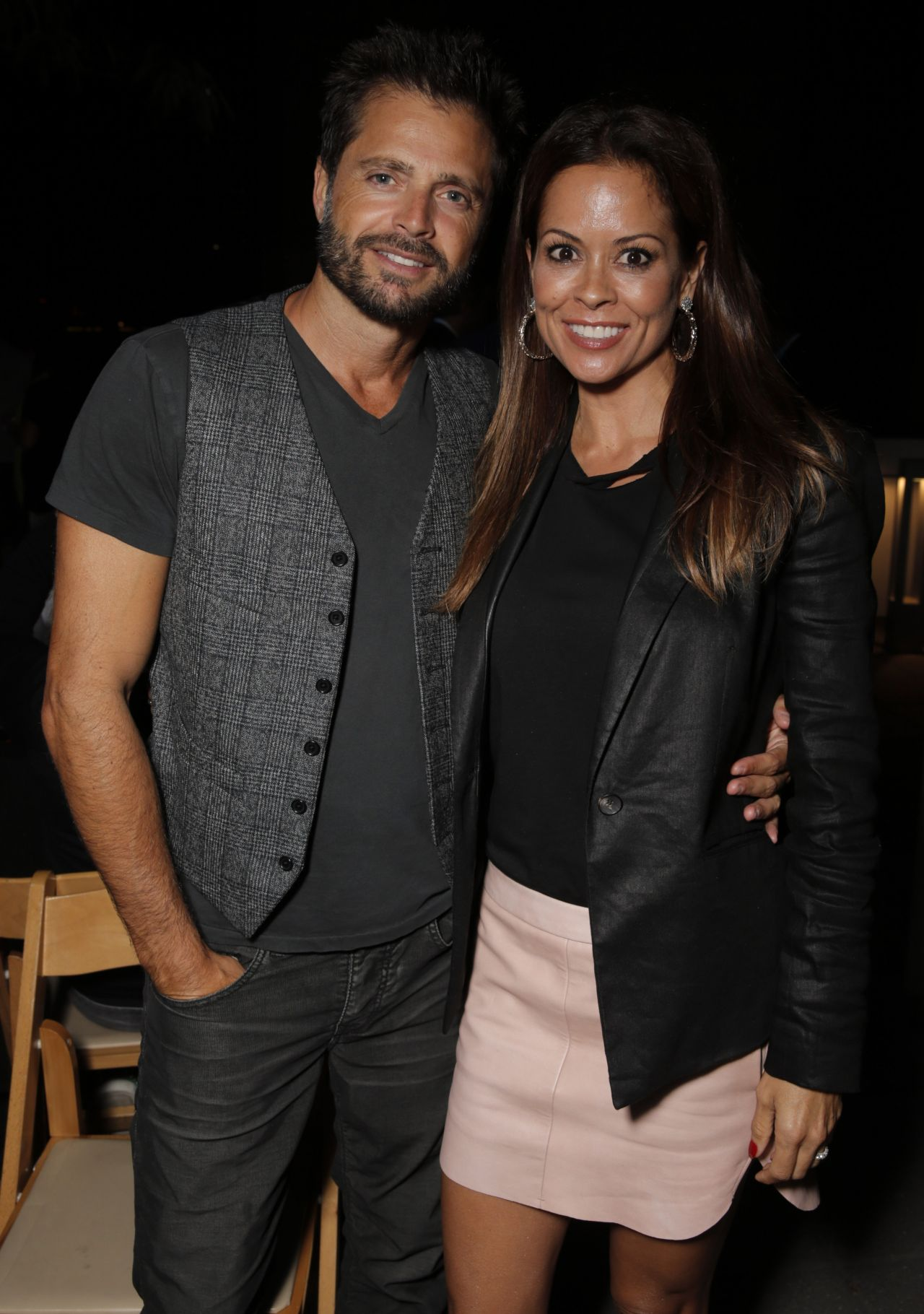 Brooke Burke-Charvet – 'Distortion of Sound' Premiere in Los Angeles