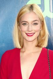Caitlin Fitzgerald – CBS, The CW, Showtime Summer 2014 TCA Party