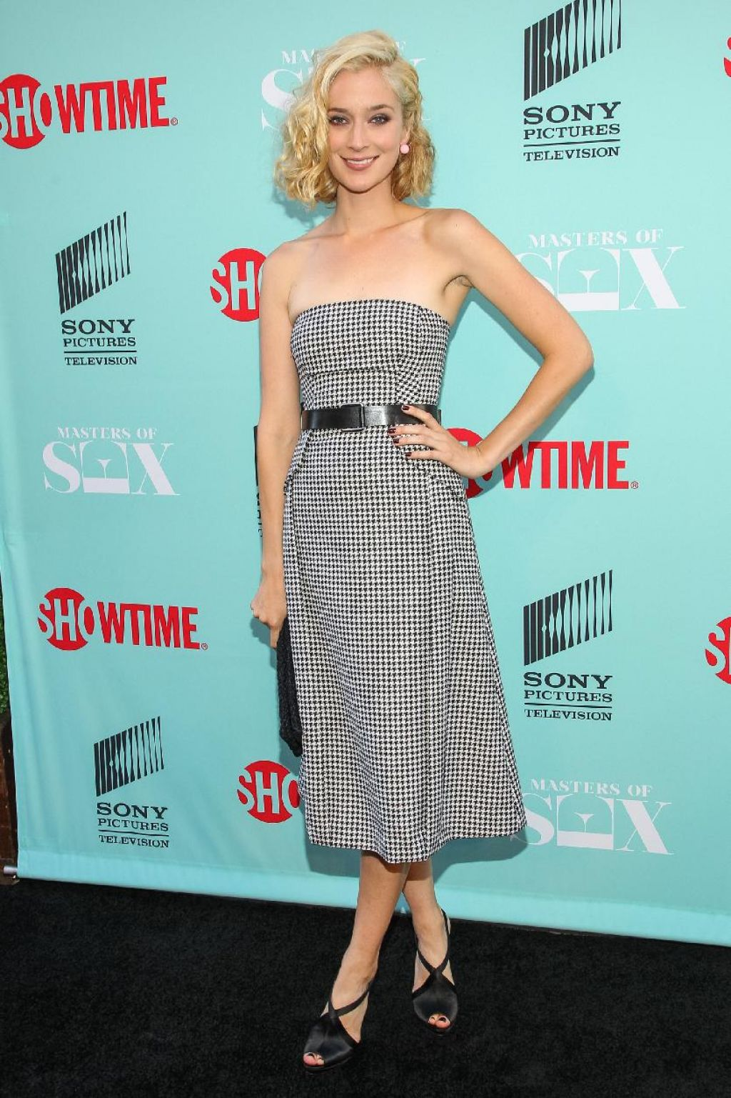Caitlin Fitzgerald – 'Masters Of Sex' Season 2 Summer 2014 TCA Press Tour Event