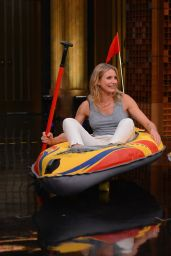 Cameron Diaz at The Tonight Show Starring Jimmy Fallon - July 2014