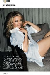 Cameron Diaz - DT Magazine July/August 2014 Issue