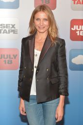 Cameron Diaz – 'Sex Tape' Movie Photocall in Los Angeles