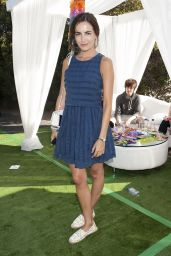 Camilla Belle – 2014 Just Jared Summer Fiesta in West Hollywood