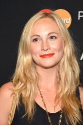 Candice Accola -  Citi AAdvantage & MasterCard Cardmembers - Justin Timberlake Concert in NYC