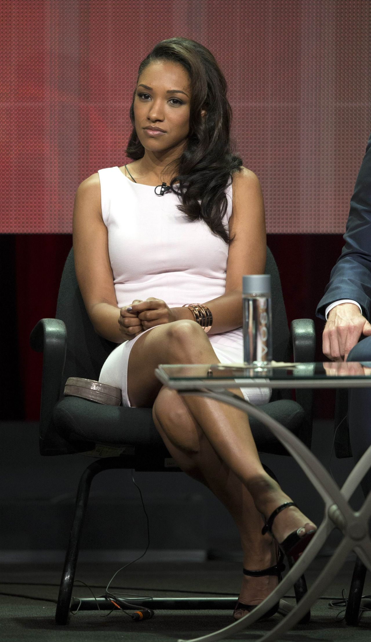 Candice Patton - The CW Summer 2014 TCA Tour