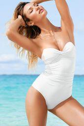 Candice Swanepoel Bikini Pics - Victoria