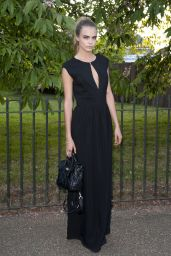 Cara Delevingne - Serpentine Gallery Summer Party in London - July 2014