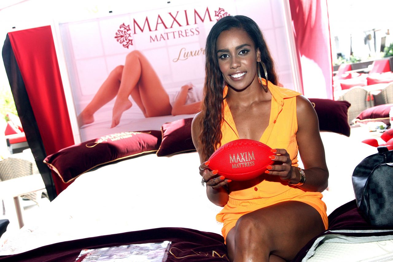 Carol Rodriguez – GBK Luxury Sports Lounge – July 2014
