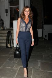 Carol Vorderman - ITV Summer 2014 Party in London