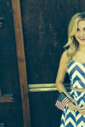 Caroline Sunshine - 4th of July Lookbook 2014