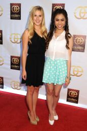 Caroline Sunshine - Celebrity Experience Interactive Event - Universal City, July 2014