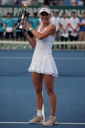 Caroline Wozniacki - Istanbul Tennis Cup 2014 in Turkey - Winner