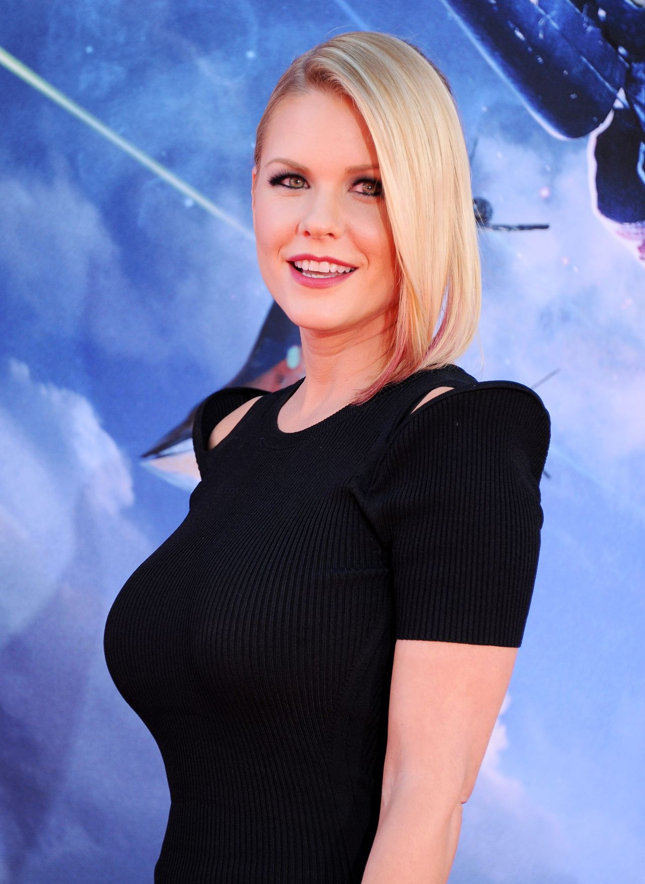 Carrie Keagan Guardians Of The Galaxy World Premiere
