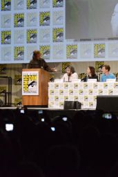 Cate Blanchett - Legendary Pictures Preview & Panel at Comic-Con 2014
