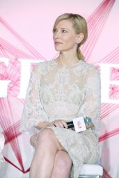 Cate Blanchett - SK-II Promotional Event in Shanghai - July 2014