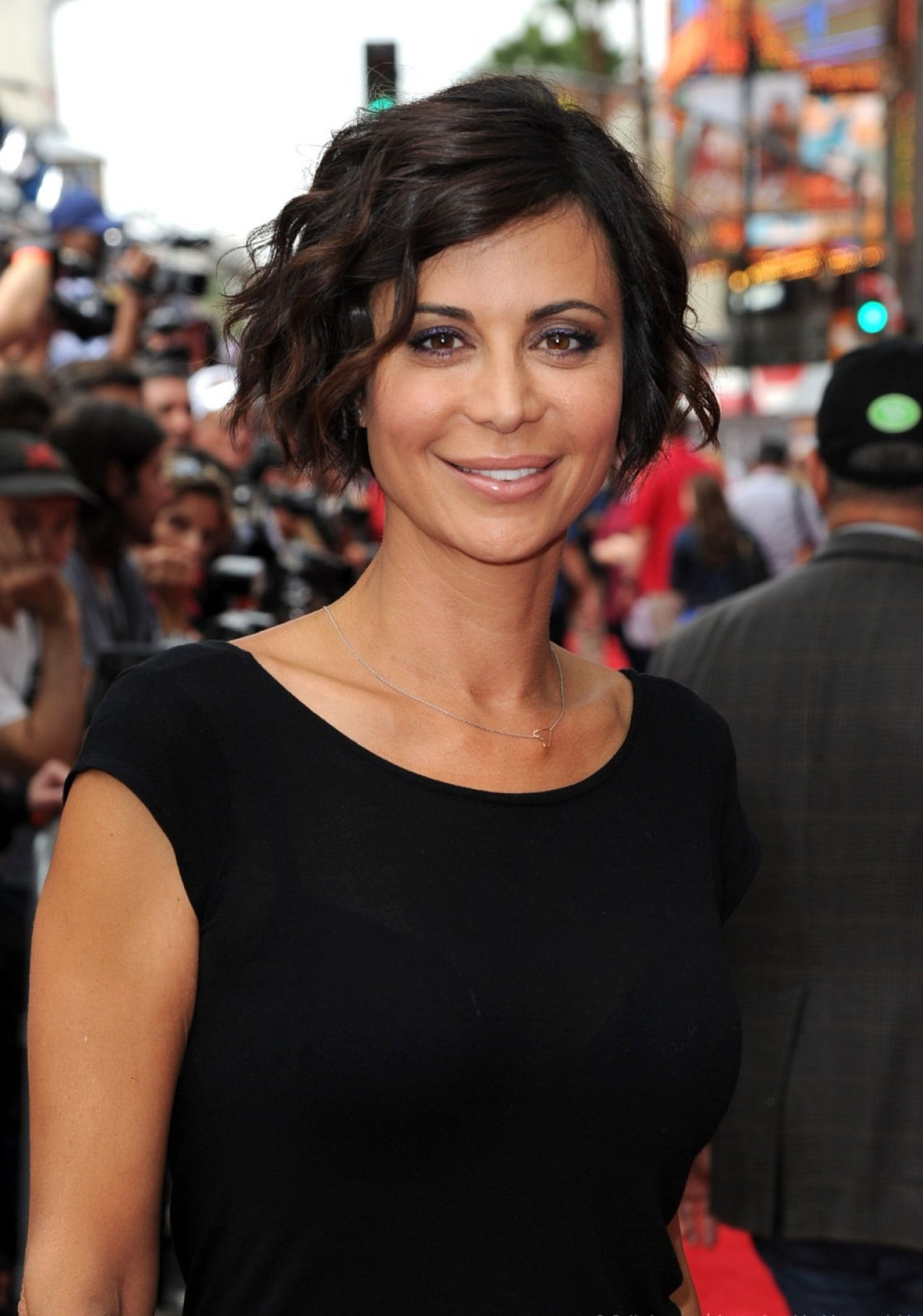 Catherine Bell – 'Planes: Fire & Rescue' Premiere in Hollywood