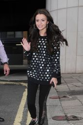Cher Lloyd - Out in London, July 2014