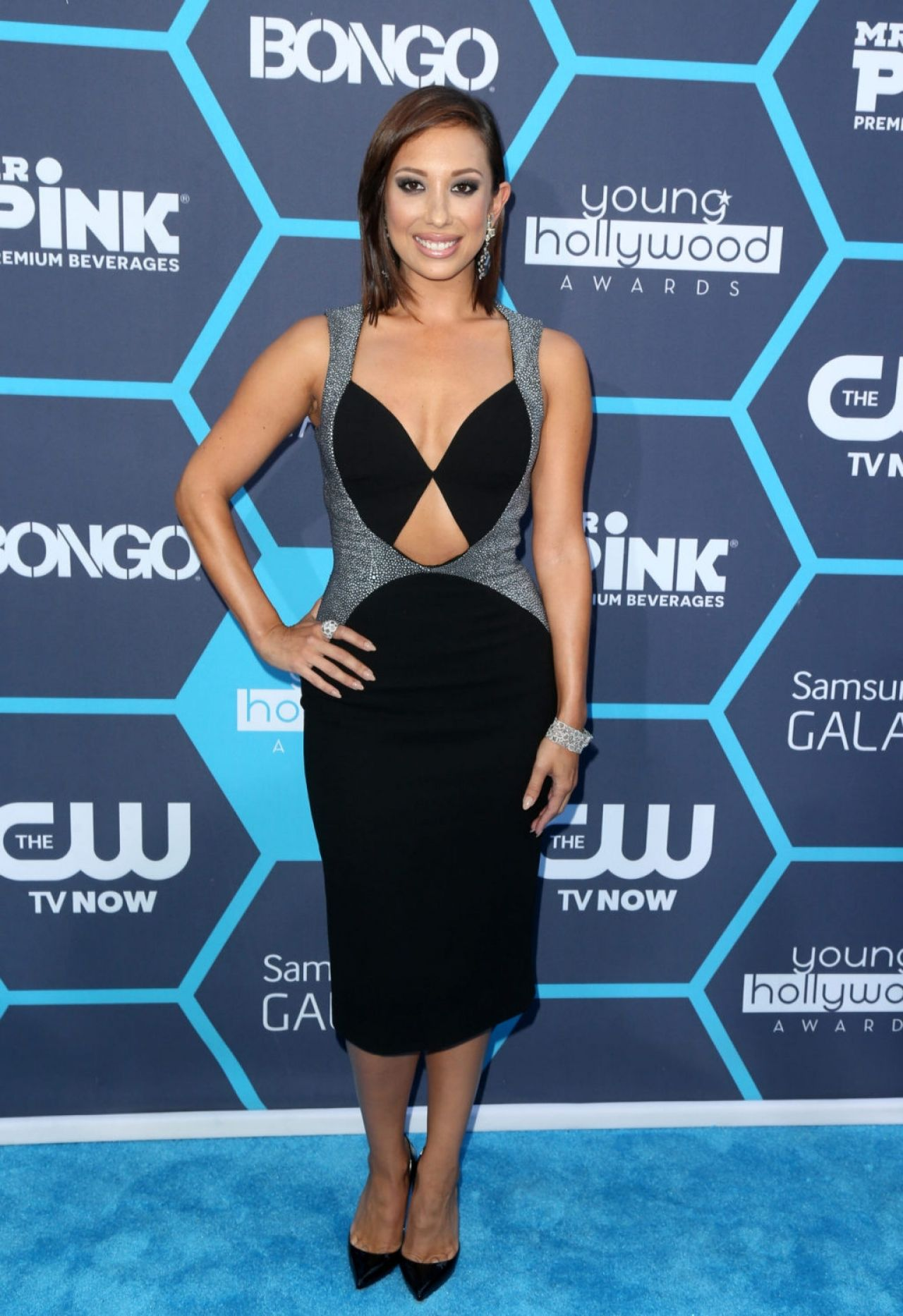 Cheryl Burke – 2014 Young Hollywood Awards in Los Angeles