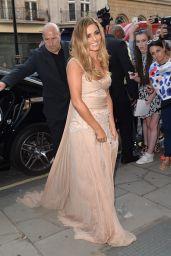 Cheryl Cole at StormFlower Perfume Launch in London