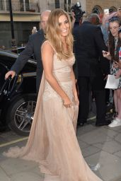 Cheryl Cole at StormFlower Perfume Launch in London