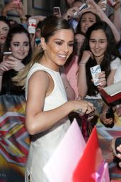 Cheryl Cole at X Factor auditions in Edinburgh - July 2014