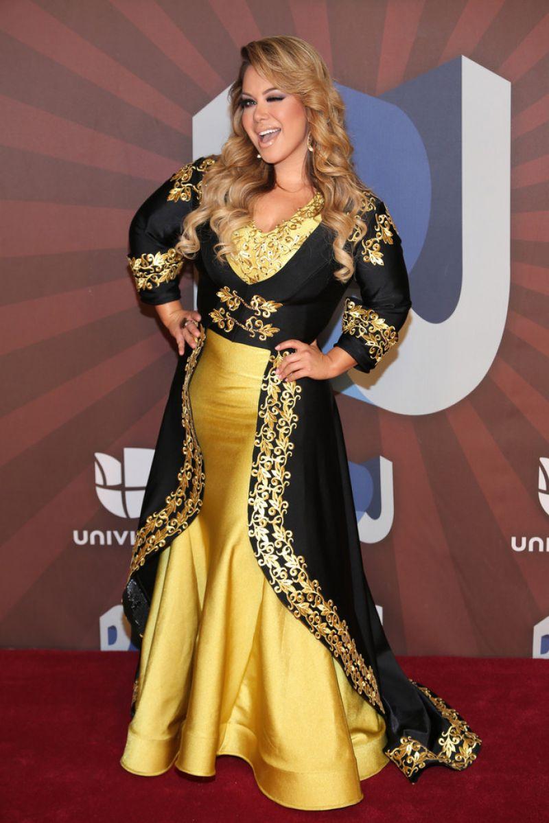 Chiquis Rivera – 2014 Premios Juventud Awards in Miami