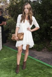 Chloe Bennet – 2014 Just Jared Summer Fiesta in West Hollywood