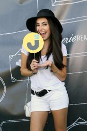 Chloe Bridges – 2014 Just Jared Summer Fiesta in West Hollywood