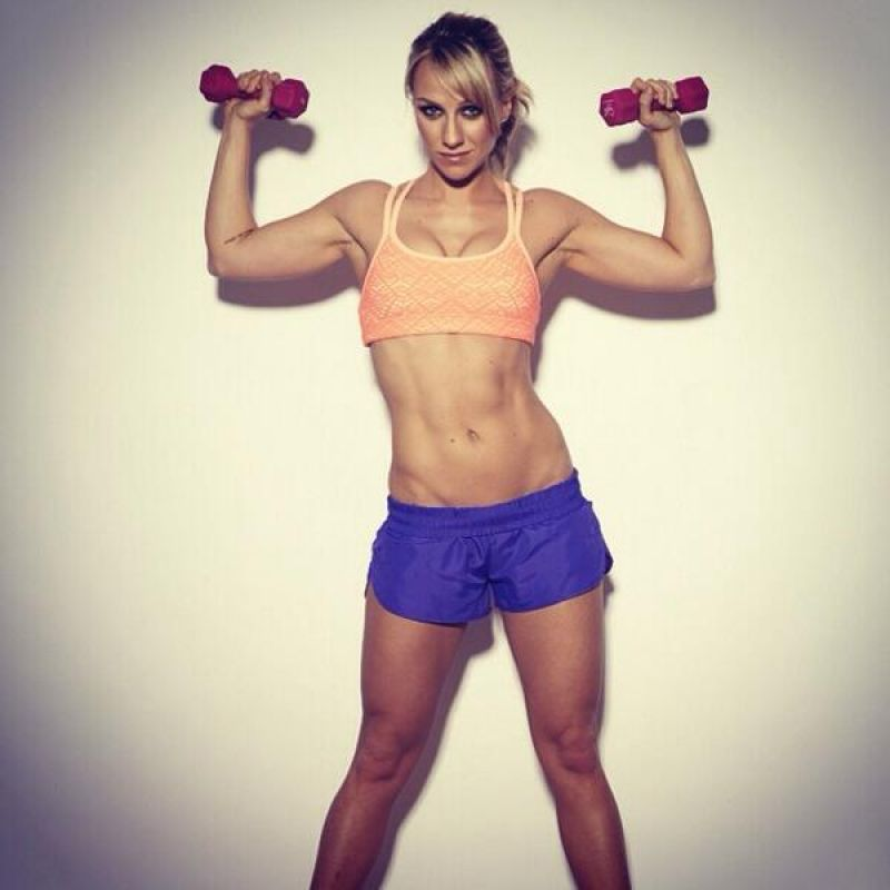 Chloe Madeley - Social Media Photos - July 2014