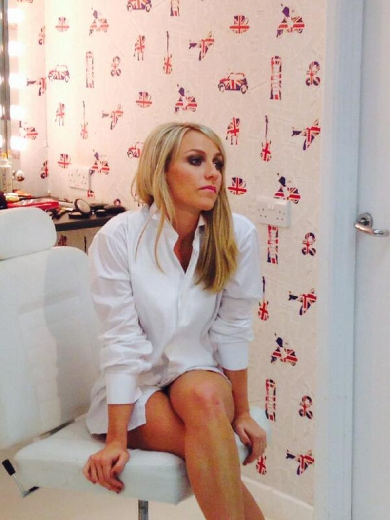 Chloe Madeley Social Media Photos July 2014