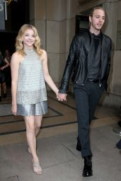 Chloe Moretz - Giorgio Armani Fashion Show During Paris Fashion Week – July 2014