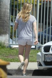 Chloe Moretz - Out for Lunch in Los Angeles - June 2014