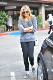 Chloe Moretz Street Style - Out in Beverly Hills - July 2014