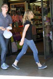 Chloe Moretz Street Style - Out in LA, July 2014