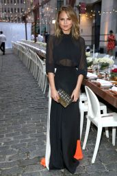 Chrissy Teigen – Belgian National Day Celebration – July 21, 2014