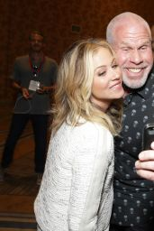 Christina Applegate and Ron Perlman – 20th Century Fox Comic-Con 2014 Panel