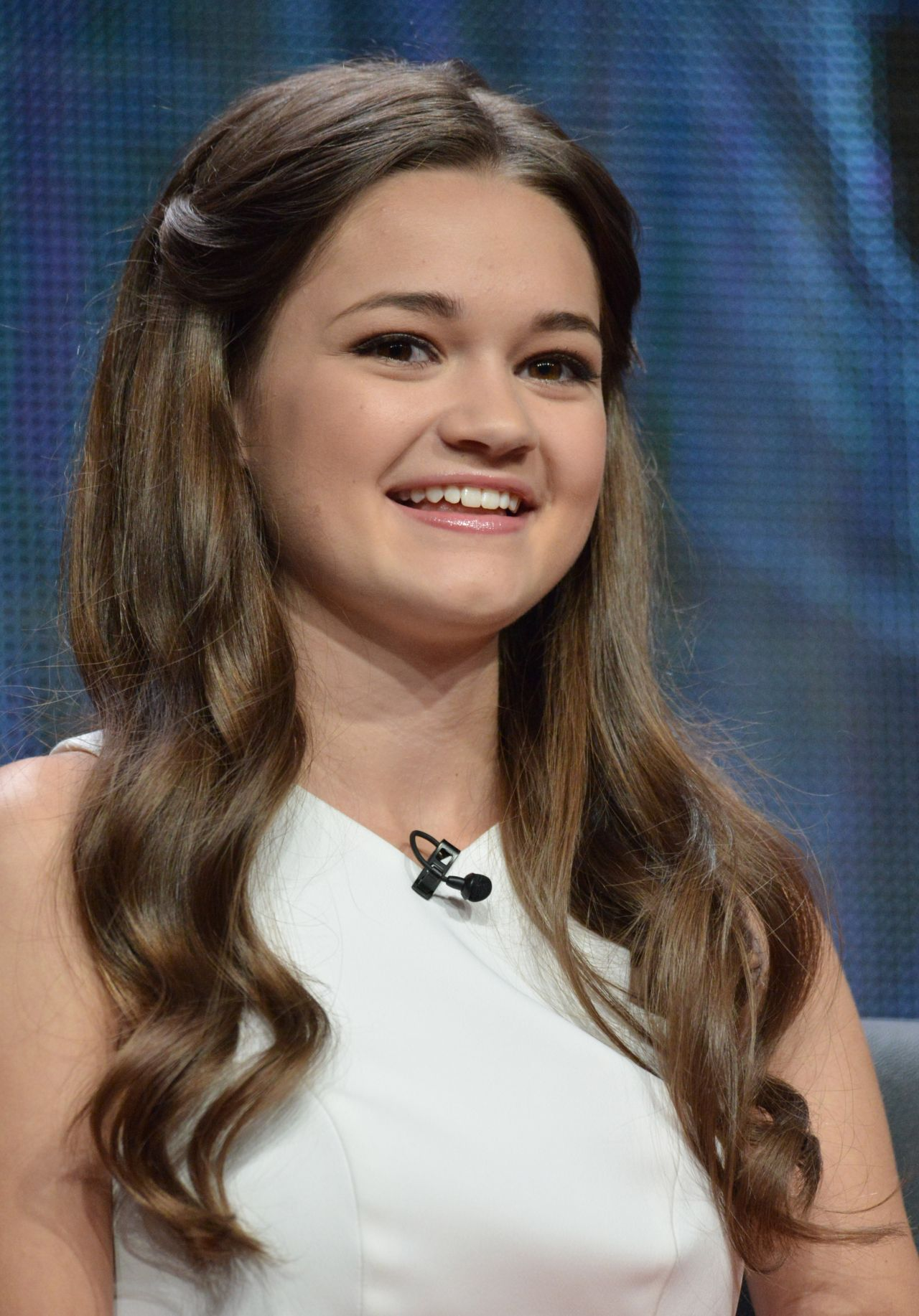 Ciara Bravo – Fox Summer 2014 TCA Tour