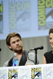 Cobie Smulders - Marvel Studios Comic-Con 2014 Panel