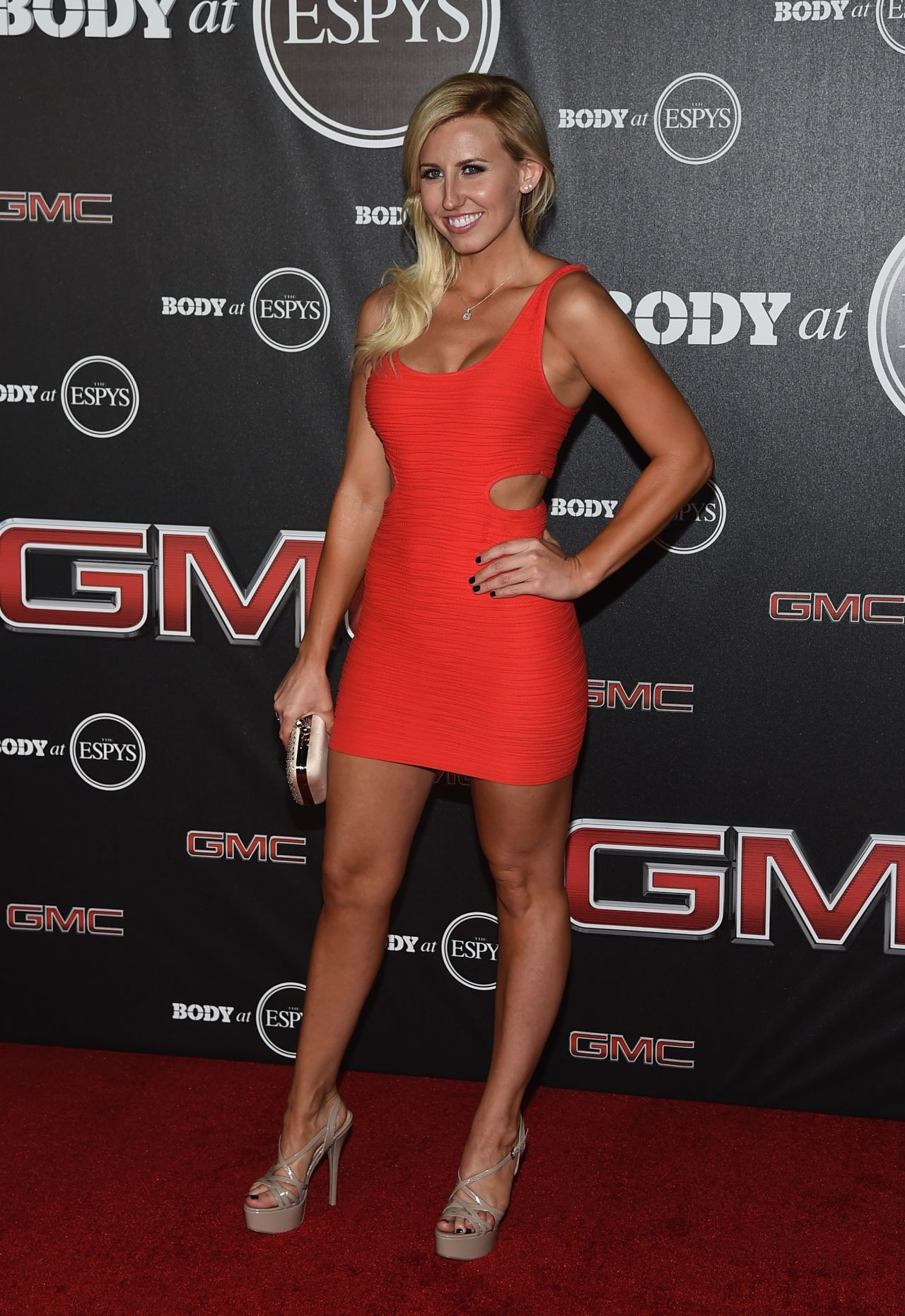 Courtney Force – ESPN Presents Body At ESPYs 2014