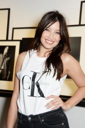 Daisy Lowe at Calvin Klein Jeans x Mytheresa.com Party in London