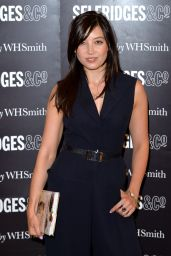 Daisy Lowe - Book Signing at Selfridges in London - July 2014
