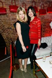 Daisy Lowe in London - Virgin Atlantic