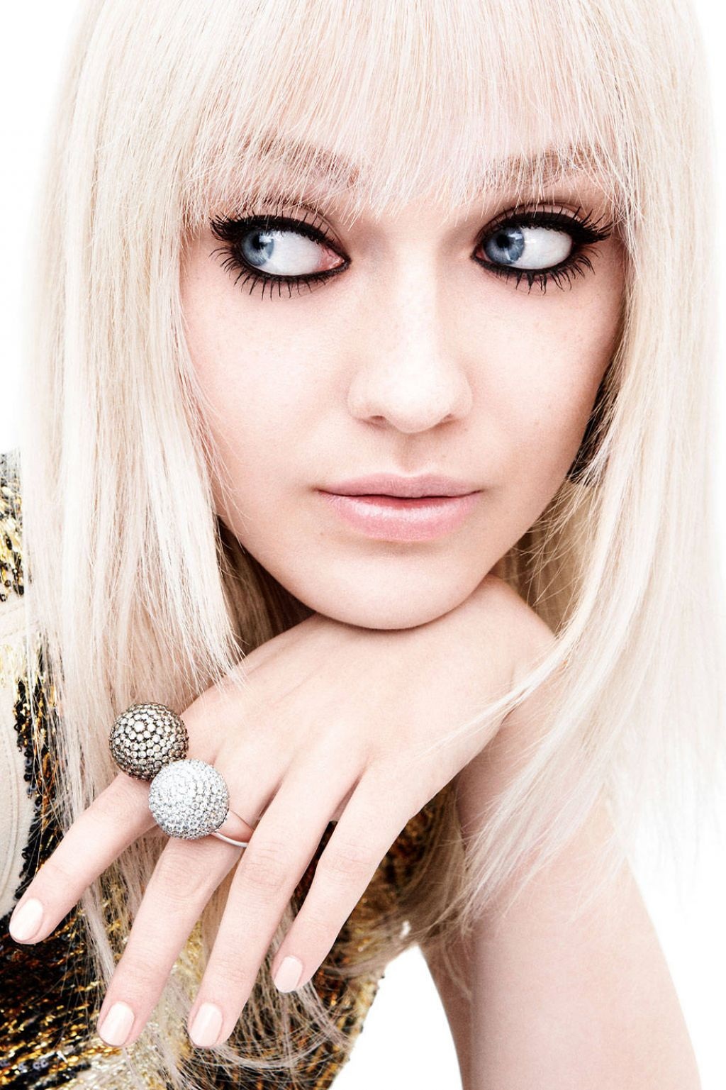 Dakota Fanning – Town & Country Magazine Photoshoot - August 2014