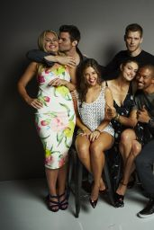 Danielle Campbell – 'The Originals' Portraits at Comic-Con 2014