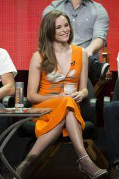 Danielle Panabaker - The CW Summer 2014 TCA Tour • CelebMafia