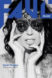 Dannii Minogue - Fault Magazine Issue 18 2014